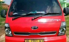 Lampung, jual mobil Kia Travello Option 2 2014 dengan harga terjangkau