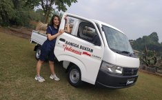 Diterpa Corona Jualan Suzuki New Carry Pick Up Tetap Melesat