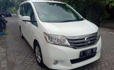 Jual mobil bekas murah Nissan Serena X 2013 di Jawa Timur