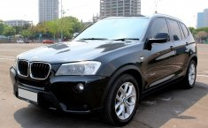Dijual Cepat BMW X3 xDrive20i 2014 Istiimewa di DKI Jakarta