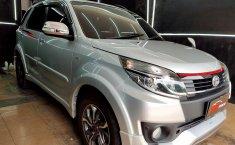 Dijual cepat Toyota Rush 1.5 TRD Sportivo Ultimo 2017 Silver, DKI Jakarta