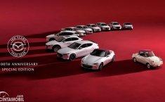 Ulang Tahun Seabad, Mazda Luncurkan Model 100th Anniversary Special Edition