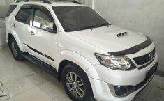 Jual Mobil Bekas Toyota Fortuner 2.4 Automatic 2014 di DKI Jakarta