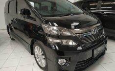 Dijual Cepat Toyota Vellfire 2.4 NA 2012 di DIY Yogyakarta