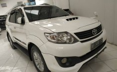 Dijual Cepat Toyota Fortuner G 2013 di DIY Yogyakarta
