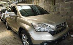 Dijual Mobil Bekas Honda CR-V 2.4 2007 di DIY Yogyakarta