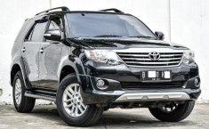 Dijual Cepat Toyota Fortuner G Luxury 2012 di DKI Jakarta