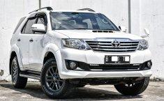 Jual Cepat Toyota Fortuner G 4x4 VNT 2015 di DKI Jakarta