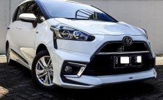 Dijual cepat Toyota Sienta G 2016 bekas, DKI Jakarta