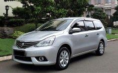 Jual Mobil Bekas Nissan Grand Livina SV 2014 di Tangerang Selatan