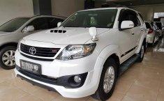 Jual Mobil Bekas Toyota Fortuner VNT TRD 2013 di Jawa Tengah