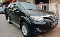 Dijual cepat Toyota Fortuner G AT 2011, DKI Jakarta
