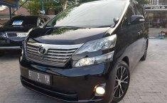 Jual Toyota Vellfire V 2010 harga murah di Jawa Tengah