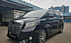 Jual Toyota Alphard G 2015 harga murah di DKI Jakarta