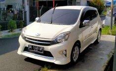 Dijual mobil bekas Toyota Agya TRD Sportivo, Sumatra Utara