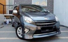 Jual Toyota Agya TRD Sportivo 2015 harga murah di Jawa Timur