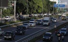 Jalanan Jakarta Kembali Padat, Warga Mulai Bosan di Rumah Saja?