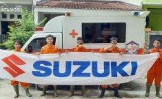 Suzuki Club Reaksi Cepat dan IOF Bersatu Lawan Covid-19 di Jabodetabek