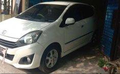 Mobil Daihatsu Ayla 2013 X dijual, Sumatra Utara