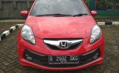 Jual Mobil Bekas Honda Brio E 2015 di Bekasi