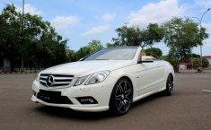 DKI Jakarta, Dijual cepat Mercedes-Benz E-Class E 250 2011 Convertible