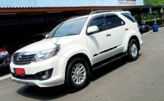 Jual Mobil Bekas Toyota Fortuner G 2,5L Diesel 2012 di DKI Jakarta