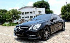 Dijual cepat Mercedes-Benz E-Class E 250 2013 Coupe, DKI Jakarta