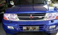Dijual mobil Mitsubishi Pajero Sport Exceed 2001 bekas, Sulawesi Selatan