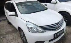 Dijual mobil Nissan Grand Livina SV MT 2017, Bekasi