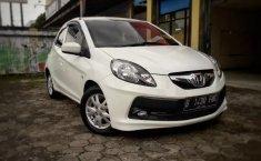 Dijual cepat Honda Brio E AT 2013, Bekasi