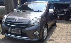 Dijual cepat Toyota Agya G AT 2015, Bekasi