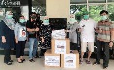 Auto Club Banten Bantu Penuhi Kebutuhan Tenaga Medis