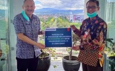 Bridgestone Sumbang APD ke Pemprov Jawa Barat
