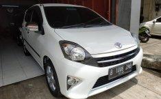 Dijual cepat Toyota Agya G AT 2014, Bekasi