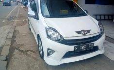 Dijual Cepat Toyota Agya G MT 2015, Bekasi