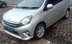 Toyota Agya 2014 Jawa Barat dijual dengan harga termurah