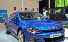 Volkswagen Sciroco TSI 2017 dijual
