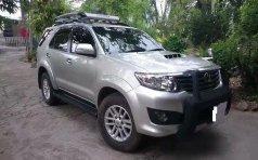 Toyota Fortuner V 2014