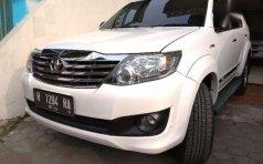 Toyota Fortuner G TRD Sporty Diesel 2012 Dijual
