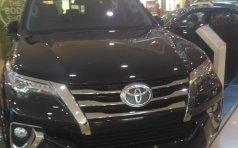 Jual mobil Toyota Fortuner VRZ 2018