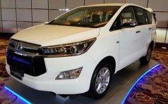 Toyota Kijang Innova 2018 MT Dijual