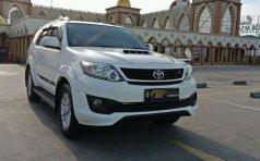 Toyota Fortuner G TRD AT  2013 dijual