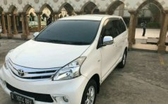 Toyota Avanza G 2013 Double Airbags Manual