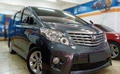 Toyota Alphard S 2011 dijual