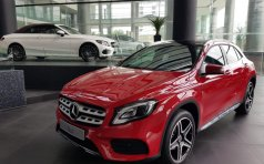 Jual Merceded-Benz GLA200 AMG 2018