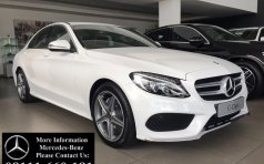 Mercedes Benz C200  2.0 Automatic Dijual