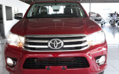 Jual Mobil Toyota Hilux V 2019