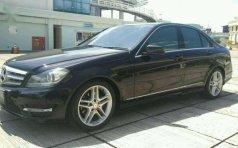 Jual Mercedes-Benz C-Class C250 AMG 2013