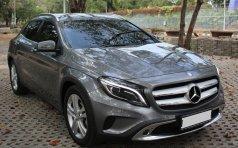 Jual cepat Mercedes-Benz GLA 200 Urban AT 2015 murah di DKI Jakarta