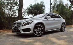 Dijual mobil bekas Mercedes-Benz GLA 200 Sport AMG 2015, Banten
